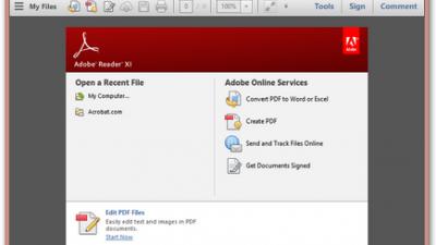 Adobe acrobat document scarica gratis